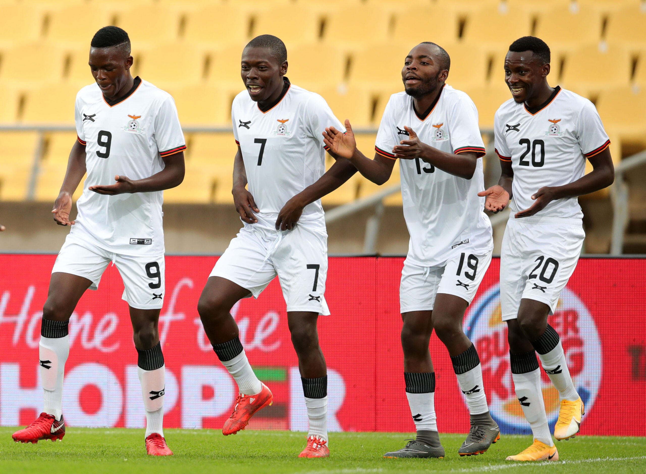 Chipolopolo Road to Qatar 2022 Unveiled