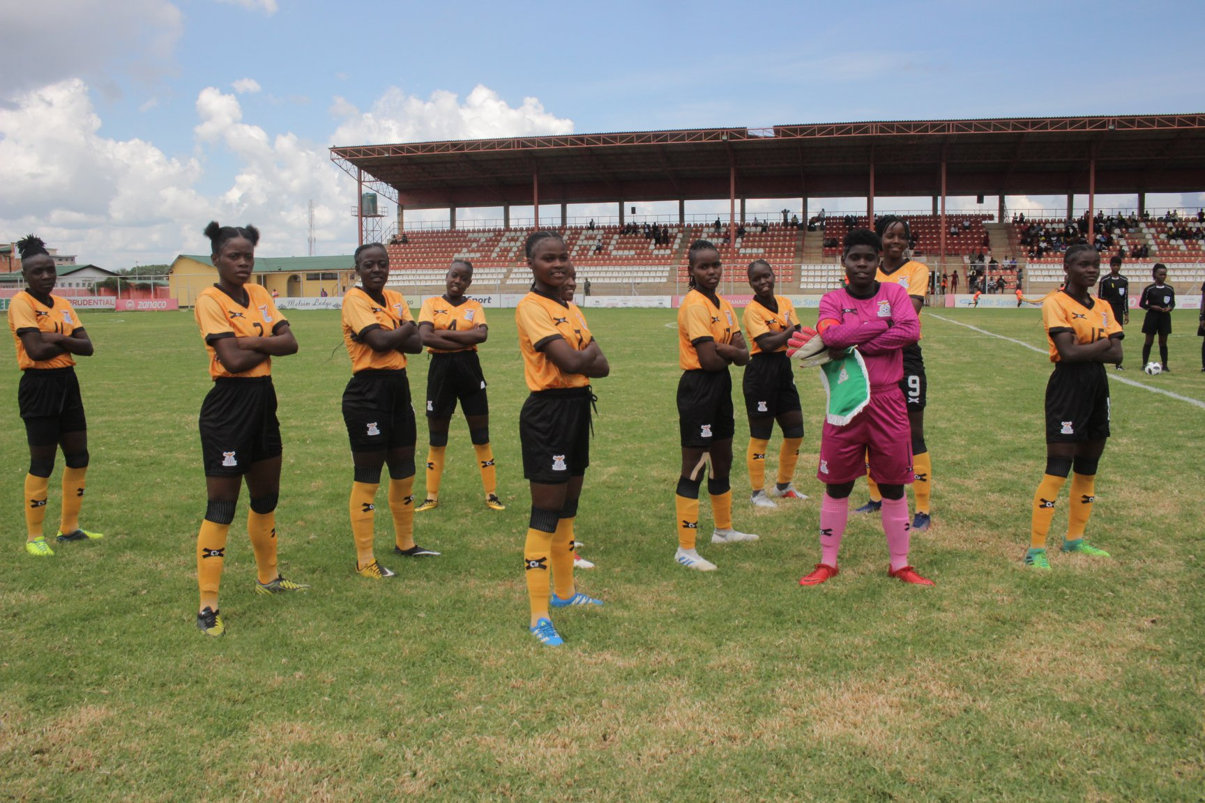 Eswatini Referees Appointed for Friday's FIFA Women Qualifier